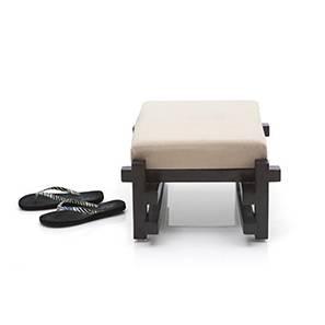 Perch foot stool mahogany finish img 5224 copy