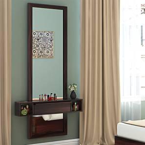 Ohio Mirror (Mahogany Finish) by Urban Ladder - Design 1 Full View - 136122