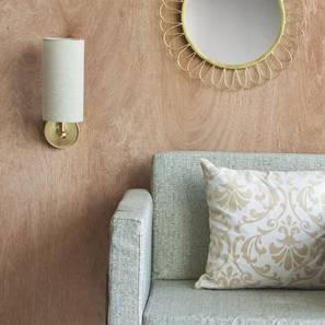 Corbin Wall Lamp (Brass) by Urban Ladder - Design 1 Full View - 157541