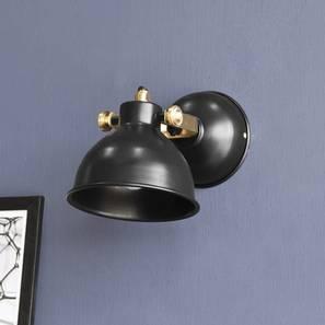 Brunch Wall Lamp (Black) by Urban Ladder - Design 1 Full View - 157547