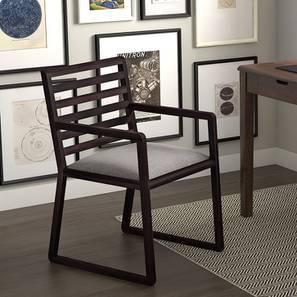 Hawley Study Chair (Mahogany Finish) by Urban Ladder - Design 1 Full View - 163211