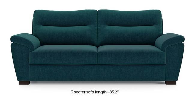 Adelaide Sofa (Malibu Blue) (Fabric Sofa Material, Regular Sofa Size, Malibu, Regular Sofa Type)