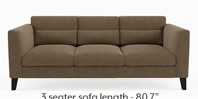 Lewis Sofa (Dune, Fabric Sofa Material, Regular Sofa Size, Soft Cushion Type, Regular Sofa Type, Master Sofa Component)