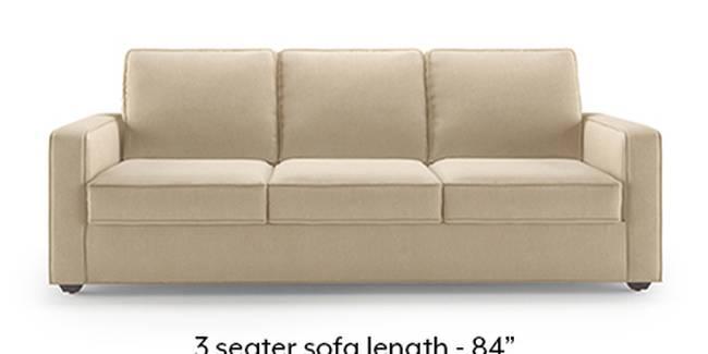 Apollo Sofa Set (Fabric Sofa Material, Regular Sofa Size, Soft Cushion Type, Regular Sofa Type, Master Sofa Component, Birch Beige, Regular Back Type, Regular Back Height)