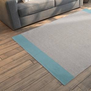 "Trio Dhurrie (91 x 152 cm  (36"" x 60"") Carpet Size) by Urban Ladder - Design 1 Full View - 216247"