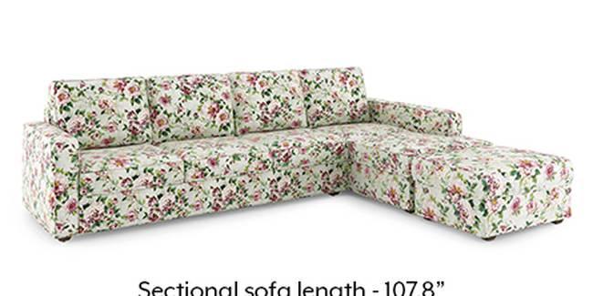Apollo Sofa Set (Fabric Sofa Material, Regular Sofa Size, Soft Cushion Type, Sectional Sofa Type, Sectional Master Sofa Component, Regular Back Type, Regular Back Height, Clara Velvet)