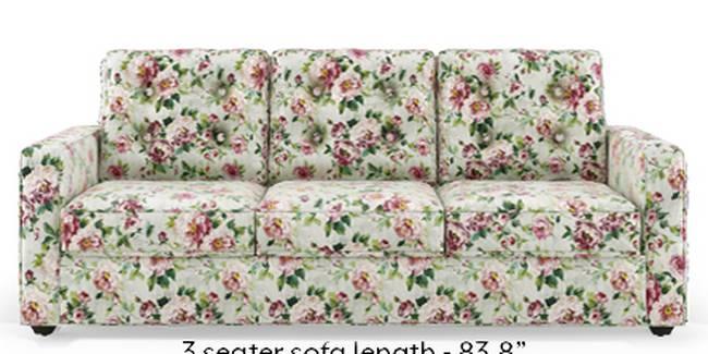 Apollo Sofa Set (Fabric Sofa Material, Regular Sofa Size, Soft Cushion Type, Regular Sofa Type, Master Sofa Component, Tufted Back Type, Regular Back Height, Clara Velvet)
