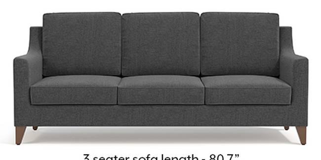 Abbey Sofa (Steel, Fabric Sofa Material, Regular Sofa Size, Soft Cushion Type, Regular Sofa Type, Master Sofa Component)