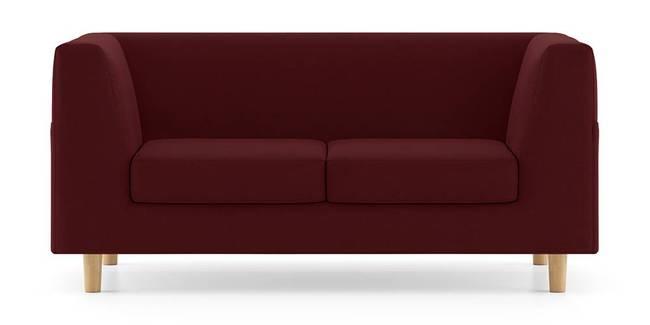 Armeo Sofa (Rococo Red) (3-seater Custom Set - Sofas, None Standard Set - Sofas, Fabric Sofa Material, Regular Sofa Size, Regular Sofa Type, Rococo Red)