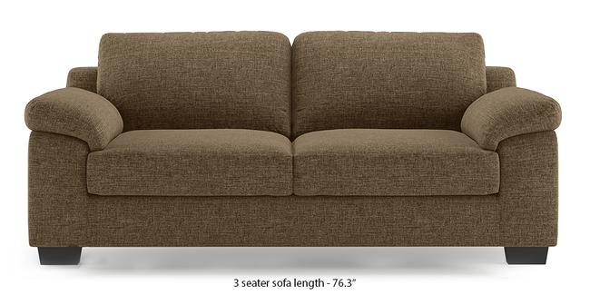 Esquel Sofa (Dune Brown) (1-seater Custom Set - Sofas, None Standard Set - Sofas, Dune, Fabric Sofa Material, Regular Sofa Size, Regular Sofa Type)