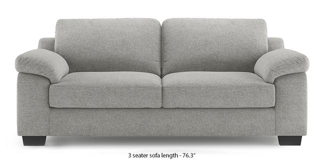 Esquel Sofa (Vapour Grey) (1-seater Custom Set - Sofas, None Standard Set - Sofas, Fabric Sofa Material, Regular Sofa Size, Regular Sofa Type, Vapour Grey)