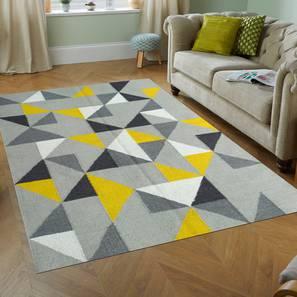 "Knox Carpet (Multi Colour, 122 x 152 cm  (48"" x 60"") Carpet Size) by Urban Ladder - Design 1 - 300679"