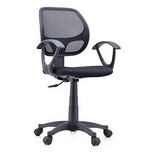 Eisner Study Chair (Black) by Urban Ladder - - 44109