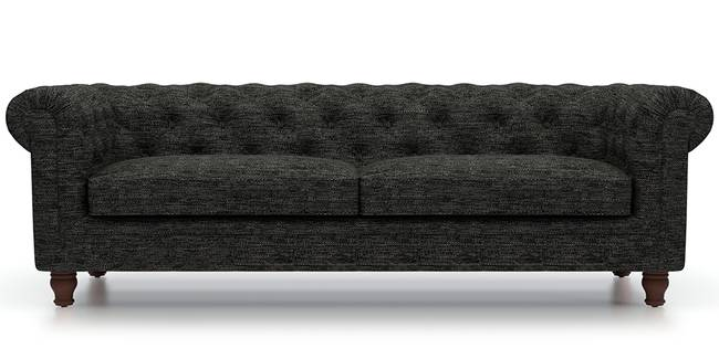 Winchester Fabric Sofa (Cosmic Grey) (Cosmic, Fabric Sofa Material, Regular Sofa Size, Regular Sofa Type)
