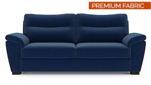 Adelaide Sofa (Cobalt Blue)