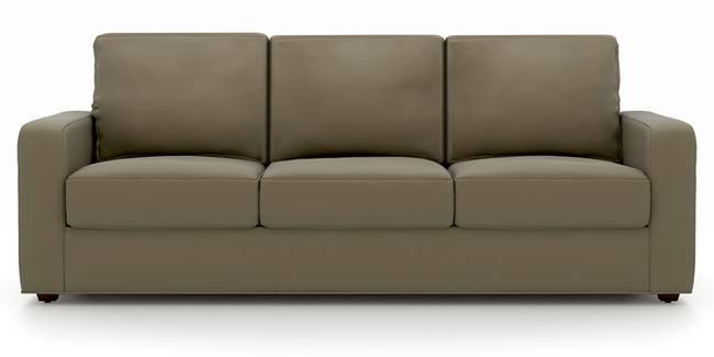 Apollo Sofa Set (Cappuccino, Leatherette Sofa Material, Regular Sofa Size, Soft Cushion Type, Regular Sofa Type, Master Sofa Component, Regular Back Type, Regular Back Height)