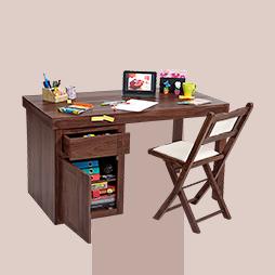 Solid Wood Study Sets