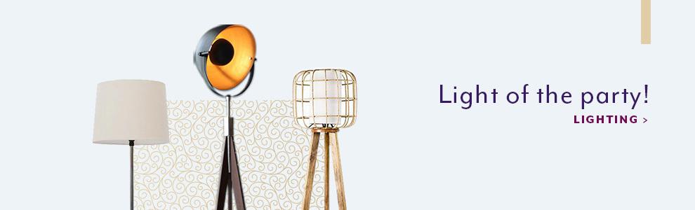 Celebrate homedesktop lighting