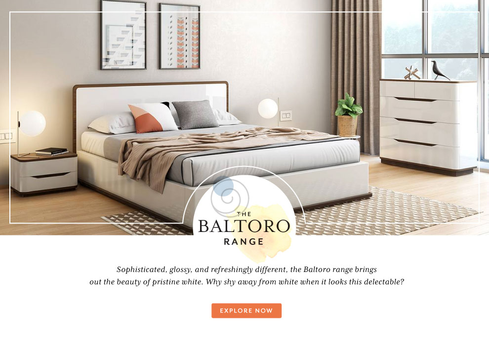 Urban Ladder Baltoro Furniture Collection