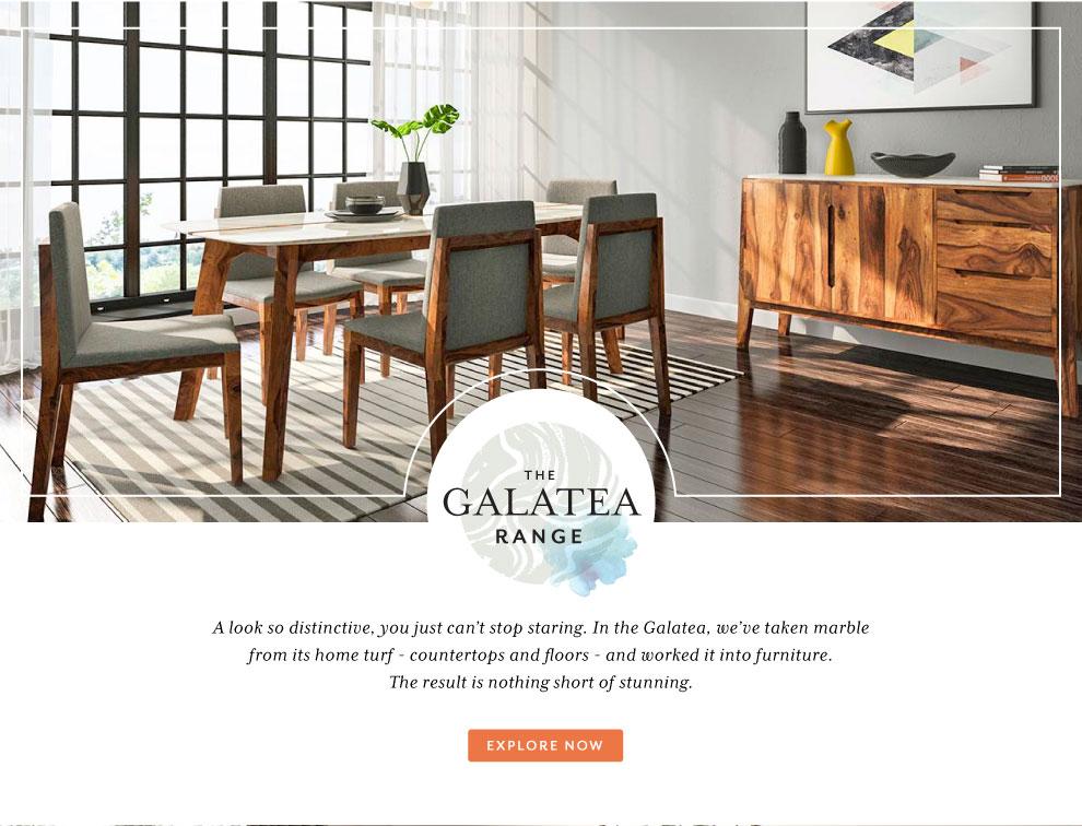 Urban Ladder Galatea Furniture Collection