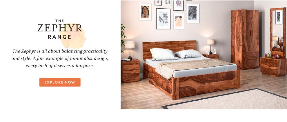 Urban Ladder Zephyr Furniture Collection