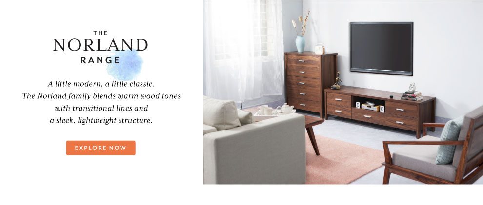 Urban Ladder Norland Furniture Collection