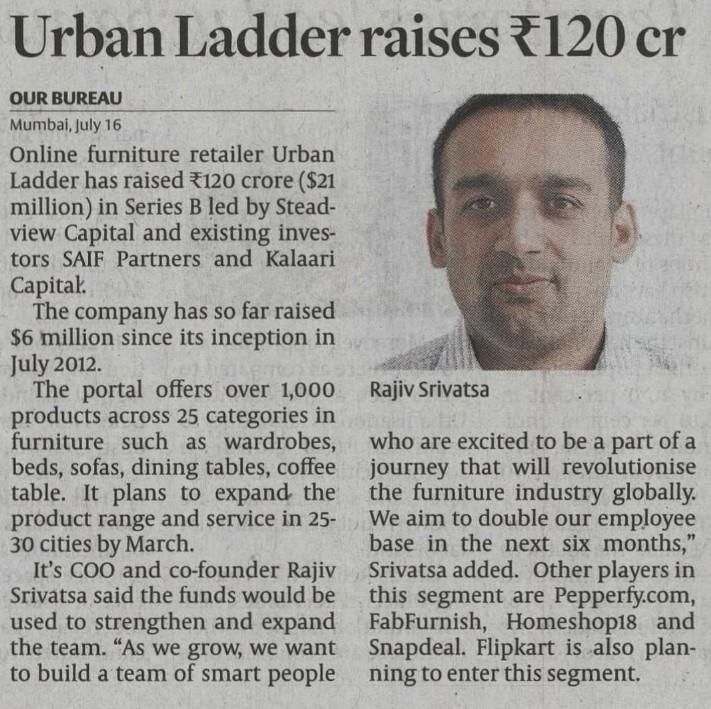 Hindu business line funding