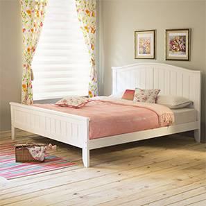 Wichita non storage bed king wh 00 lp