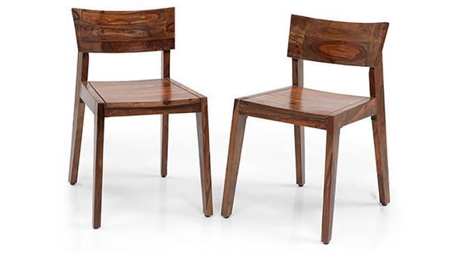 Gordon Chair (Teak Finish) by Urban Ladder - Design 1 - 119262