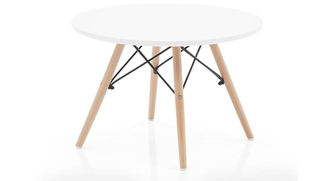 Ormond Coffee Table (White) by Urban Ladder - Front View Design 1 - 119979