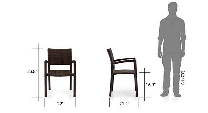 Danum patio armchair 2 new