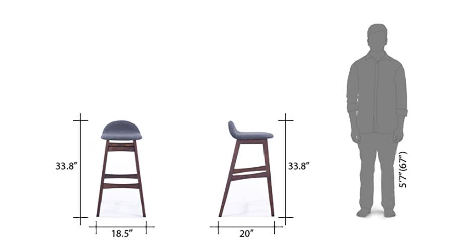 Beke bar stool dw 11