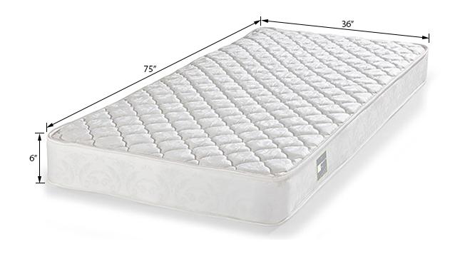Dreamlite bonnel spring mattress single 6