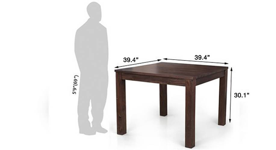 Arabia square capra 4 seat dining table set mahogany finish 07 img 0577 copy m sd 1