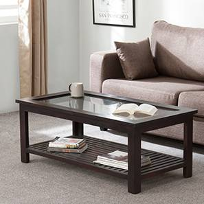 Claire coffee table mahogany finish 00 k0659 lp