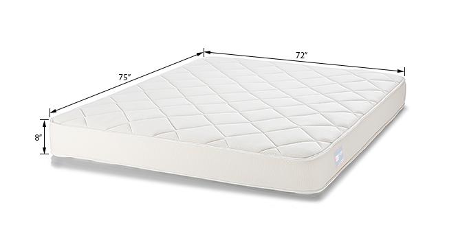 Cloud pocket spring mattress hd foam king 8