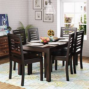 Arabia xl storage capra 6 seater dining table set mh 00 lp