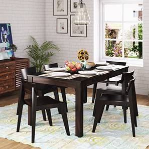 Arabia xl storage gordon 6 seater dining table set mh 00 lp