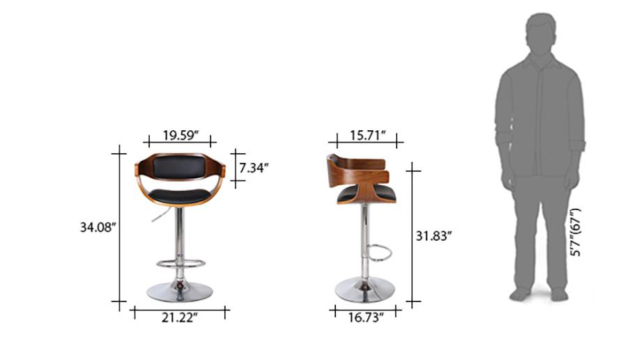 Chumley barstool set of 2 09 10
