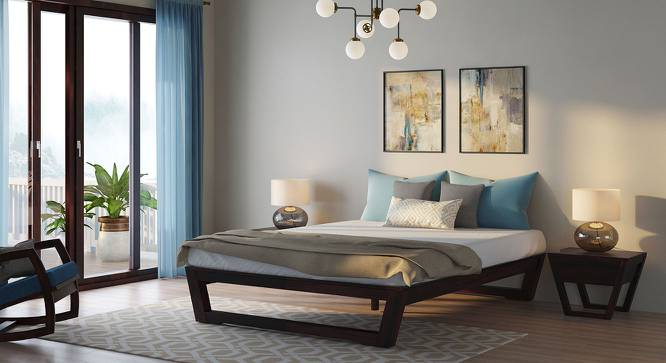 Caprica Essential Bedroom Set (Queen Bed Size) by Urban Ladder