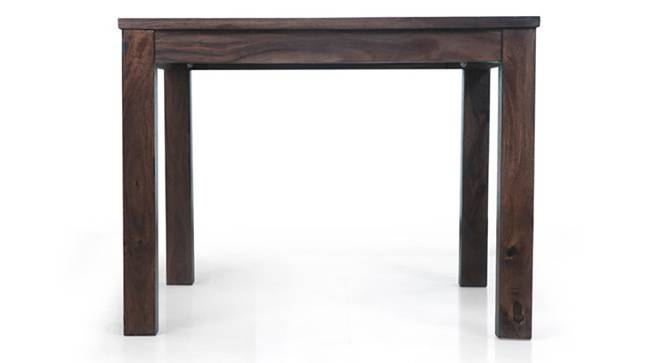 Arabia Square 4 Seater Dining Table (Mahogany Finish) by Urban Ladder