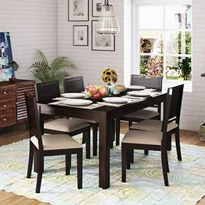 Arabia xl storage oribi 6 seater dining table set mh wb 00 lp