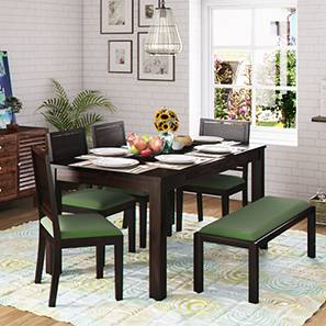 Arabia xl storage oribi 6 seater dining table with upholstered bench mh ag 00 lp