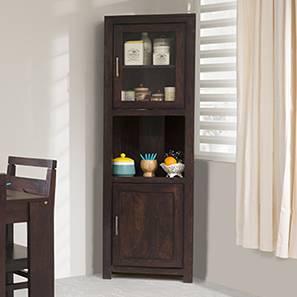 Murano two door corner cabinet 01