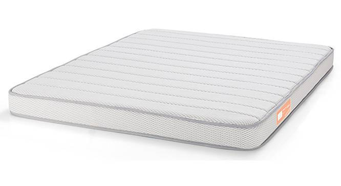 TheraMedic Comfort Mattress (King Mattress Type, 78 x 72 in Mattress Size, 5 in Mattress Thickness (in Inches)) by Urban Ladder