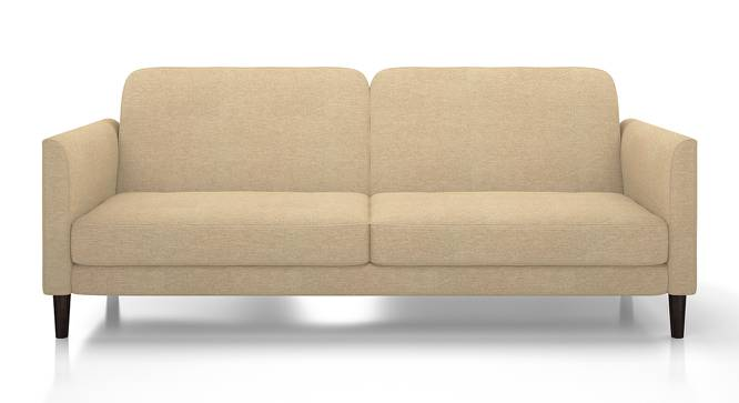 Felicity Sofa Cum Bed (Cream) by Urban Ladder - Front View Design 1 - 134399