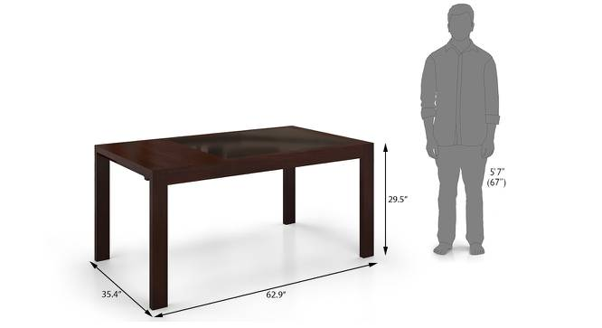 Vanalen 4 To 6 Extendable Glass Top Dining Table Urban