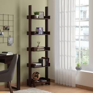 Austen Bookshelf (Mahogany Finish) by Urban Ladder