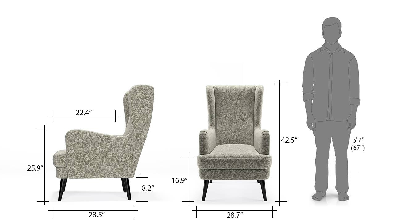 Genoa wing chair mp 8