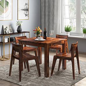 Arabia gordon 4 seater storage dining table set tk 00 lp